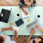 کارکردن در پروژه های گروهی: برونگرایی (E) و درونگرایی (I)